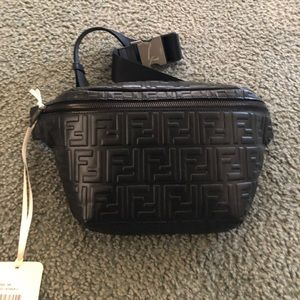 Brand new Authentic Fendi fanny pack Sold Out